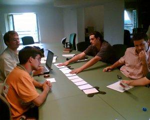 Planning the ESSAP stories