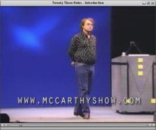Jim McCarthy at Microsoft