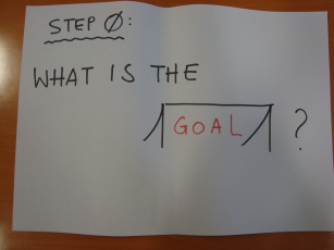 Step 0: Define the goal