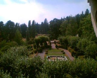 Villa Toeplitz park